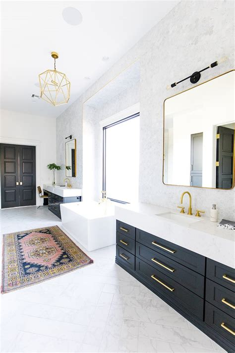 8 black bathroom cabinet ideas that you ll want to copy
