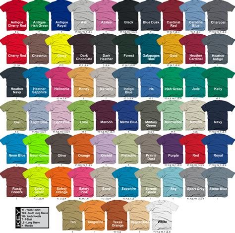 shirt colors race shirt colors impact racegear