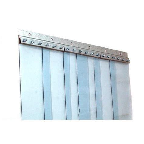freezer doors vinyl curtains cooler