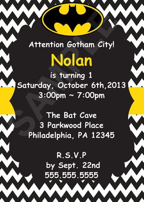 batman birthday invitation digital file by cutietootieprints 8 00 birthdays are for