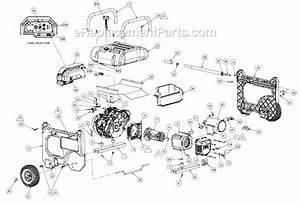 Powermate Pm0645500 Parts List And Diagram