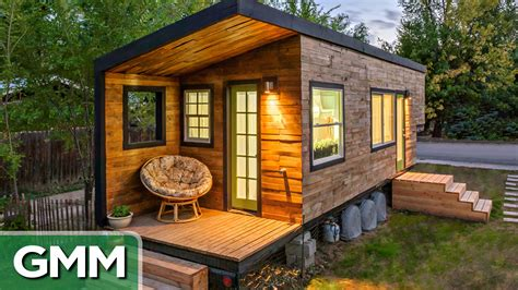 pictures of tiny houses to live in could you live in a tiny home youtube