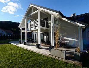 Contrat D Architecte : maison d 39 architecte bois avec charpente apparente nos ~ Premium-room.com Idées de Décoration
