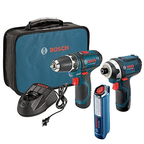 today  bosch  volt drill impact driver led