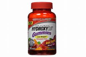 Hydroxycut Gummies Review - Does This Supplement Work