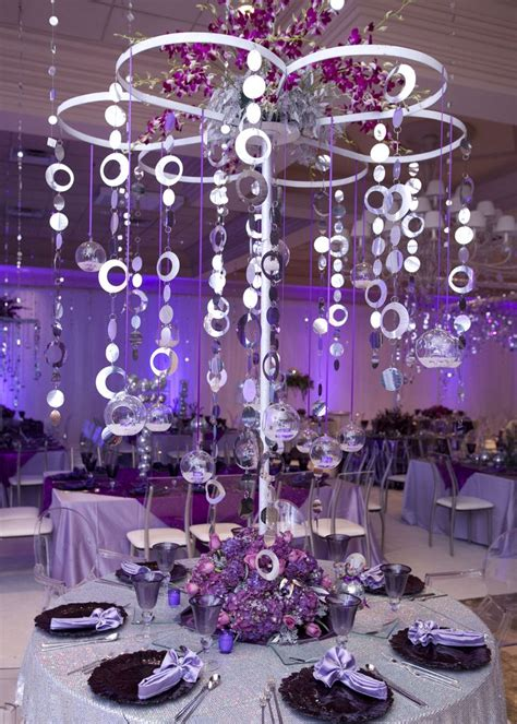 cool table centerpiece ideas 17 best images about mitzvah decor on bar mitzvah floors and balloons
