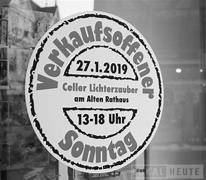 Lüneburg Verkaufsoffener Sonntag : verkaufsoffener sonntag statt holocaust gedenken celler ~ Watch28wear.com Haus und Dekorationen