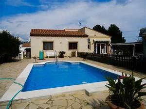 Location Maison Espagne Bord De Mer : maison avec piscine pr s de la mer en tres calas ~ Dailycaller-alerts.com Idées de Décoration