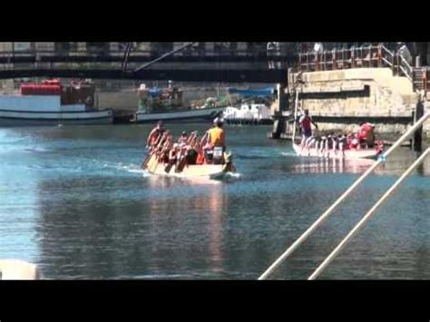 Dragon Boat Racing V A Waterfront by Dragon Boat Racing 2015 March V A 500 Youtube