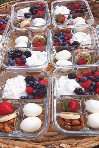 Bento Boxes Clean Protein Breakfast Prep Meal