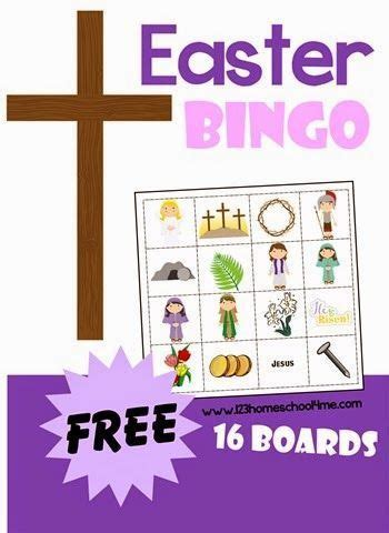 free easter bingo activities for 801   b3a8a25918ae217f1280b29d71617120