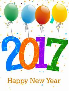 Happy New Year 2017 Images in PNG Format – Happy Holidays!