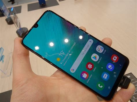 on samsung galaxy a50 review gearopen