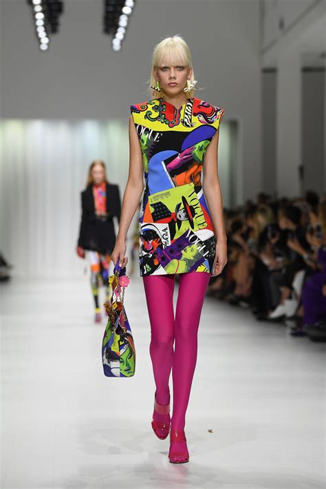 Versace Unveils 2018 Spring/Summer Collection   Fashion ...