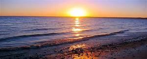 Ocean Sunset Wallpapers