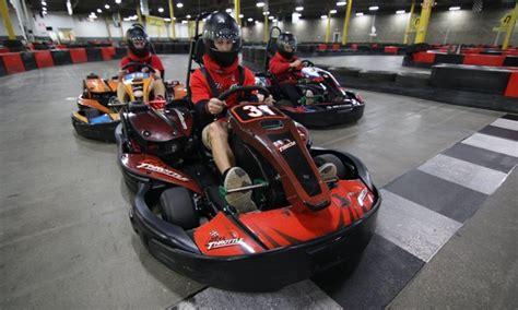 Indoor Go-kart Racing Package