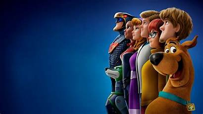 4k Movie Animation Scoob Wallpapers Ultra