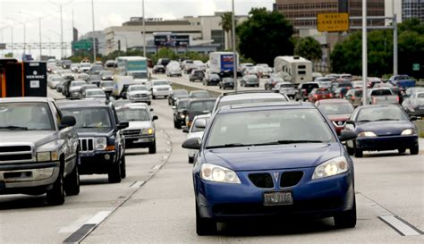 interstate system highway overloaded america