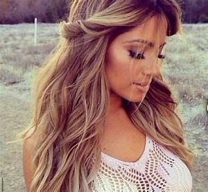 Couleur Cheveux Chocolat Caramel : la couleur de cheveux caramel de nouveau la mode ~ Melissatoandfro.com Idées de Décoration