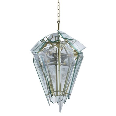 The Chandelier Shop by Shard Satin Gold Chandelier Shop Now