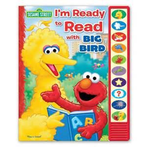 Sesame Street Big Bird Books