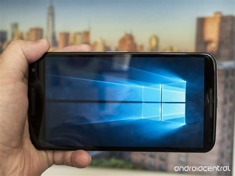 on android how to sync your android to windows 10 android central