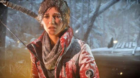 Rise Of The Tomb Raider Hd Wallpapers Free Download