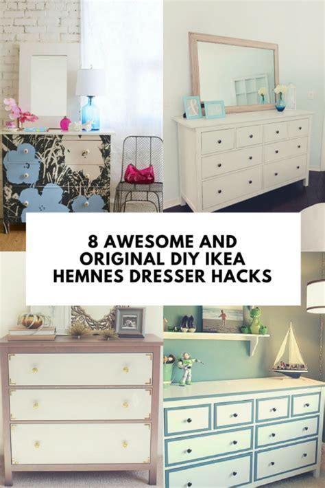 simple kitchen interior 8 awesome and original diy ikea hemnes dresser hacks