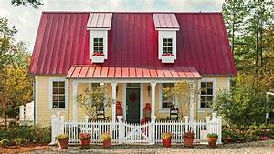 Smart, Cottage, Style, Home