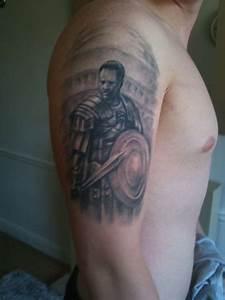 gladiator tattoos | Roman Gladiator tattoo | tattoos ...