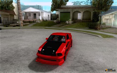 Ford Mustang Red Mist Mobile For Gta San Andreas