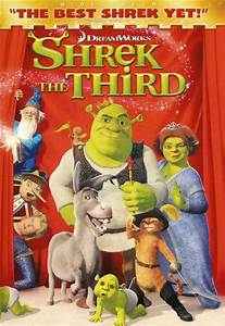 Dreamworks - Shrek the Third - DVD 97361179247 | eBay