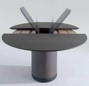 Table Ronde 8 Personnes : table ronde extensible 10 personnes table salle a manger modulable trendsetter ~ Teatrodelosmanantiales.com Idées de Décoration