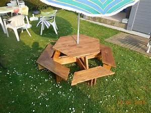 Table Pique Nique Enfant : kids pallet picnic table table de pique nique pour ~ Dailycaller-alerts.com Idées de Décoration