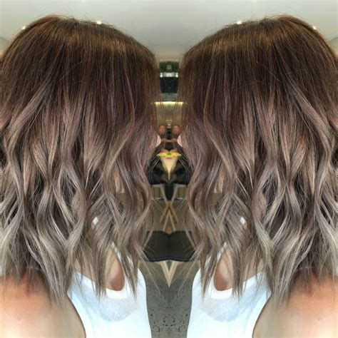Cool Hair Highlights For Brown Hair by 25 Best Ideas About Cool Brown Hair On