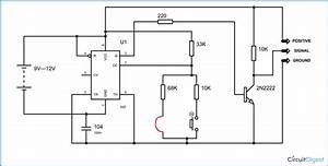 Circuit Diagram For Servo Motor Tester
