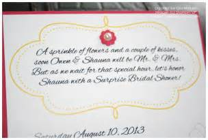wedding shower card sayings summer garden bridal shower invitations creative cucina
