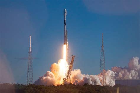 Rocket Launch   SpaceX Falcon 9 SXM-7