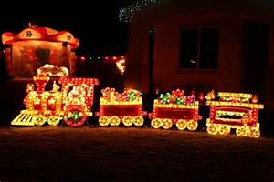 Keeppy Outdoor Christmas Light Decorations