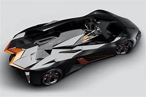 The New Concept Cars from Lamborghini - LidTime.com