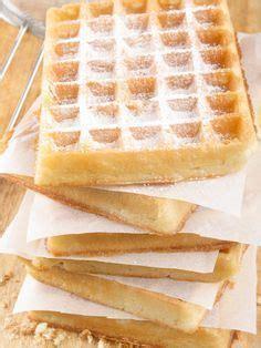les 25 meilleures id 233 es concernant gaufres croustillantes sur recette de gaufres