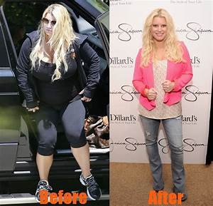 Jessica Simpson Shows Off Her Drastic Weight Loss - PK ...