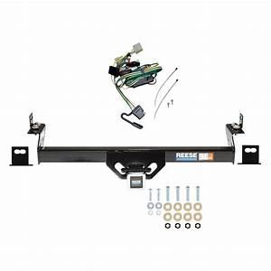 Reese Trailer Tow Hitch For 95  Wiring