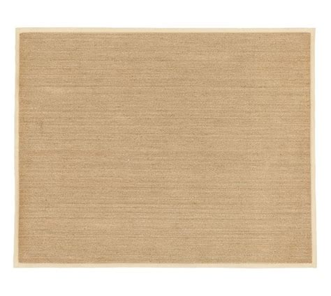 pottery barn rug reviews pottery color bound seagrass rug natural pottery barn