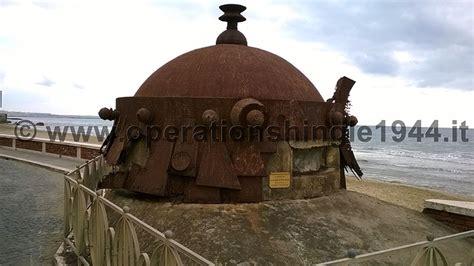 bunker anzio nettuno operation shingle