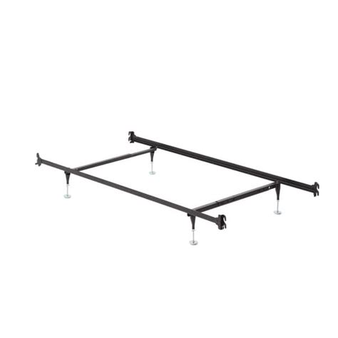 Bed Frame With Footboard Brackets by Shop Hook On Angle Iron Steel Bed Frame With