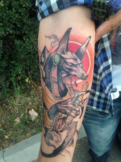 latest anubis tattoos find anubis tattoos