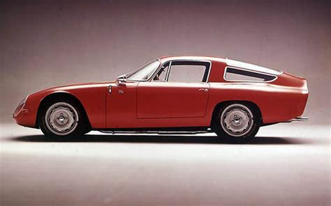 Coachbuildcom  Zagato Alfa Romeo Giulia Tz1