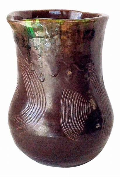 Pottery Signed Johnson Chairish Ernestine Stoneware Southern