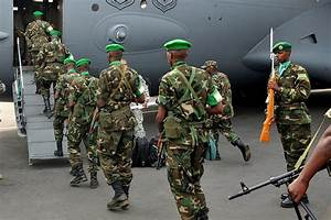 Rwanda Defence Forces deploy to Central African Republic ...